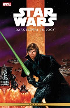 Star Wars - Dark Empire Trilogy