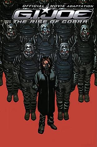 G.I. Joe: The Rise of Cobra #2: Official Movie Adaptation