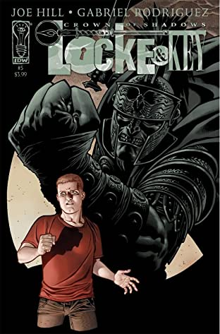Locke & Key: Crown of Shadows #5