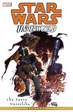 Star Wars: Underworld - The Yavin Vassilika