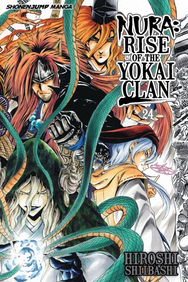 Nura: Rise of the Yokai Clan Vol. 24