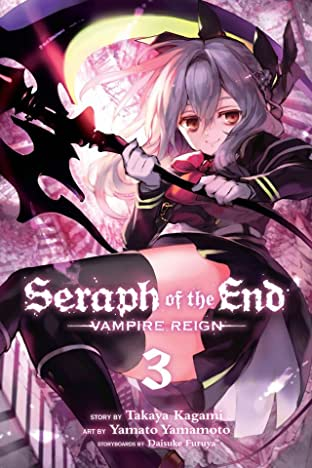 Seraph of the End Tome 3