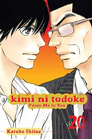 Kimi ni Todoke: From Me to You Vol. 20
