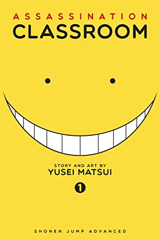 Assassination Classroom Tome 1
