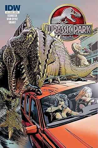 Jurassic Park: Redemption #4