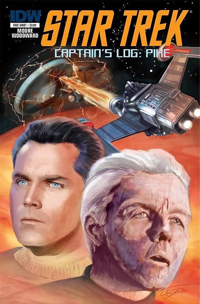 Star Trek: Captain's Log #3: Pike
