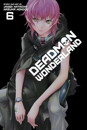 Deadman wonderland vol 6 comics by comixology deadman wonderland vol 6 voltagebd Gallery