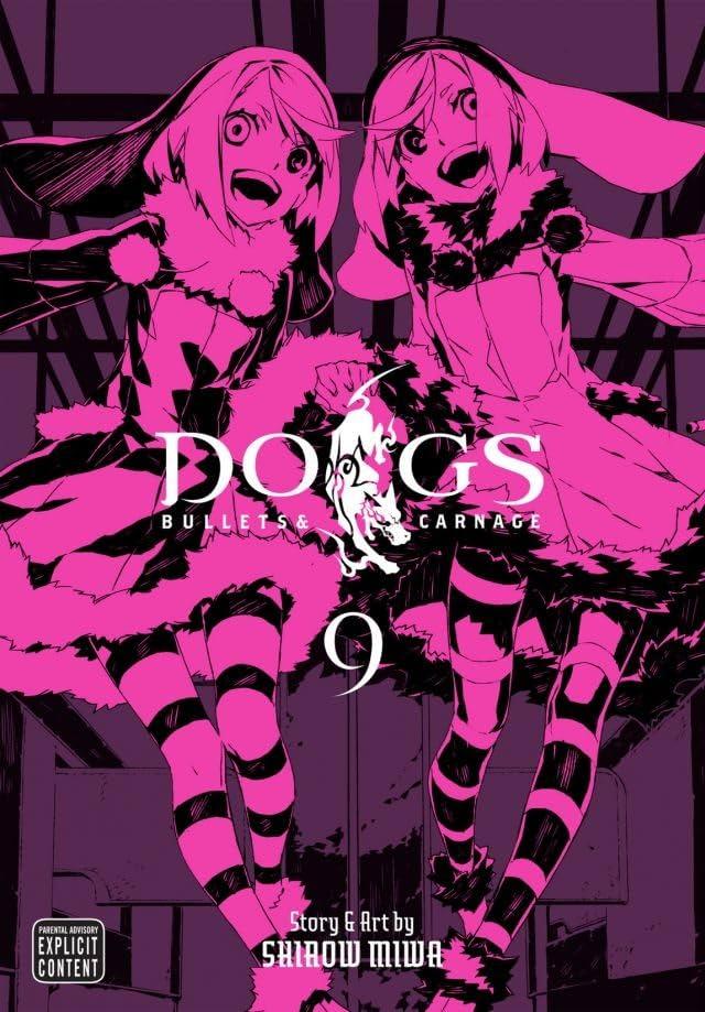 Dogs Vol. 9