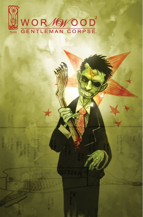Wormwood: Gentleman Corpse #2