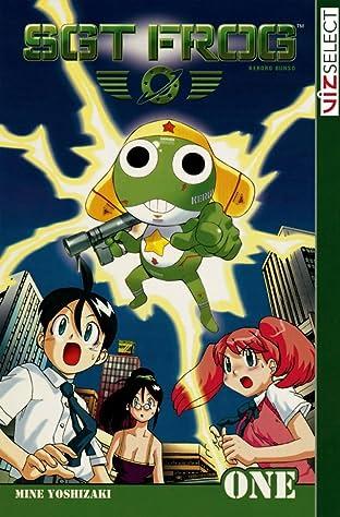 Sgt. Frog Vol. 1
