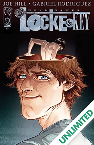Locke & Key: Head Games #5