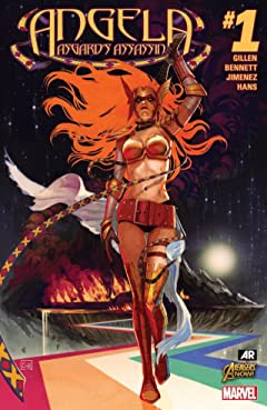 Angela: Asgard's Assassin #1