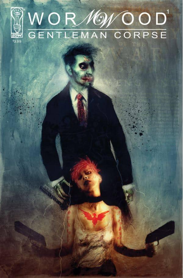 Wormwood: Gentleman Corpse #1