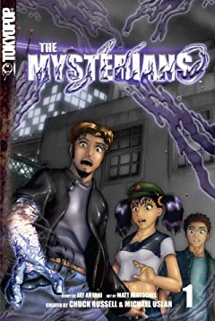The Mysterians Vol. 1