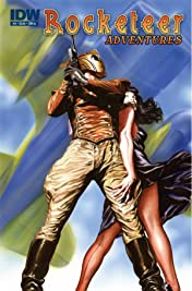 Rocketeer Adventures #3 (of 4)
