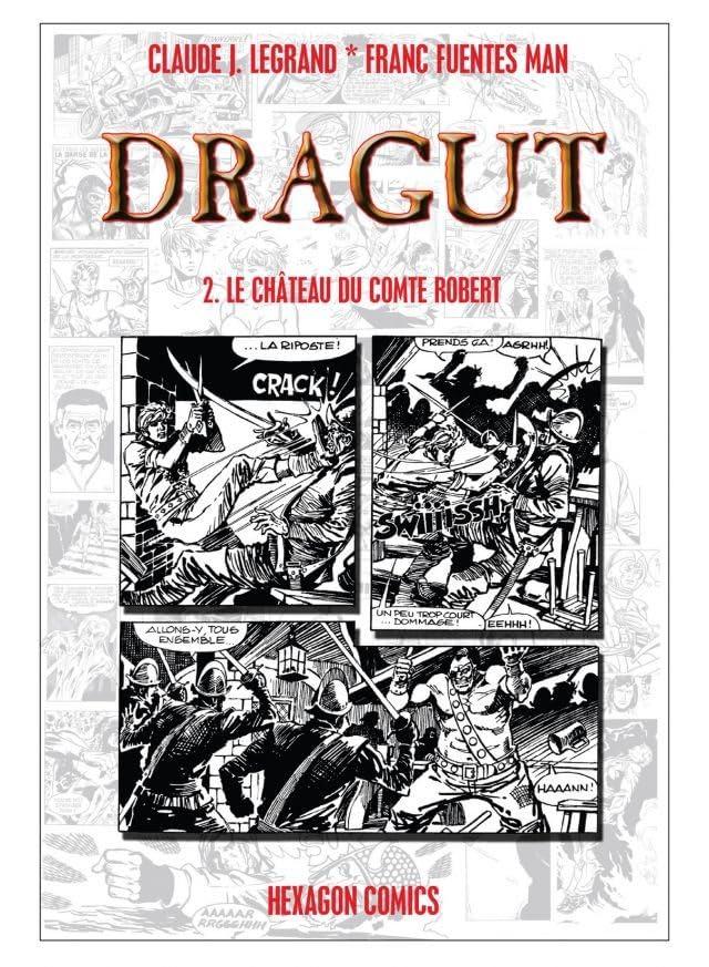 DRAGUT Vol. 2: Le Chateau du Comte Robert