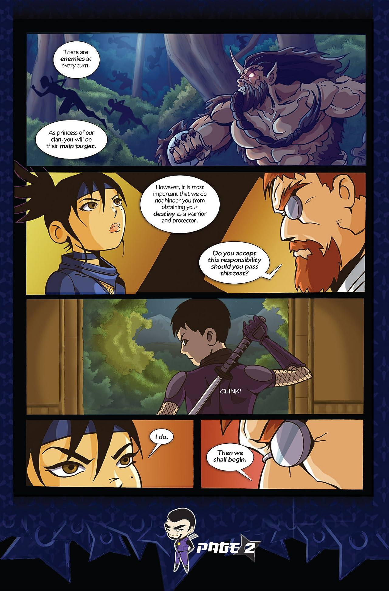 Shinobi: Ninja Princess #5