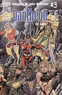 Bill Willingham's Pantheon #3