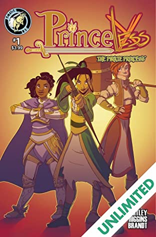 Princeless: The Pirate Princess #1