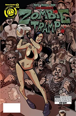 Zombie Tramp No.5