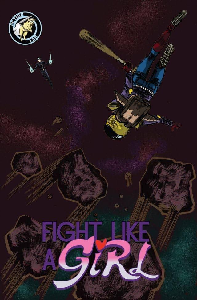 Fight Like a Girl #3