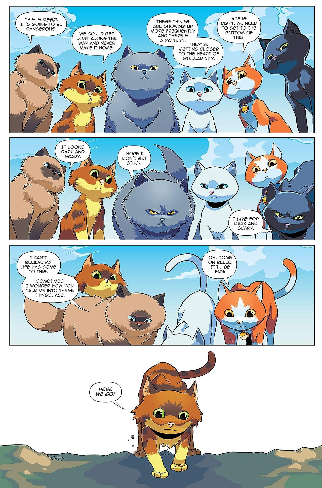 Hero Cats #4