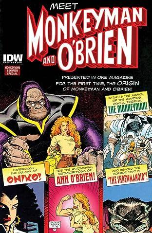 Monkey Man & O'Brien #0