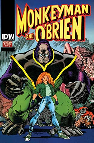 Monkey Man & O'Brien #1