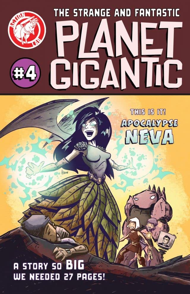 Planet Gigantic #4