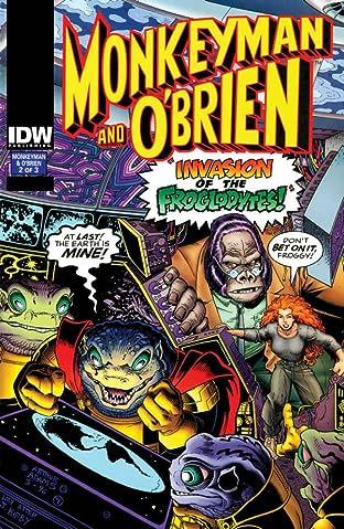 Monkey Man & O'Brien #2