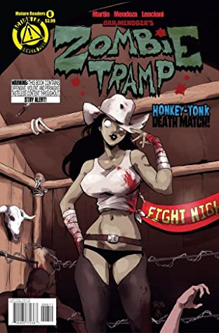 Zombie Tramp No.6