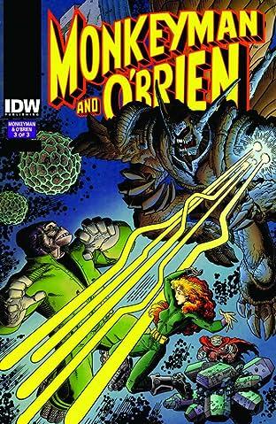Monkey Man & O'Brien #3