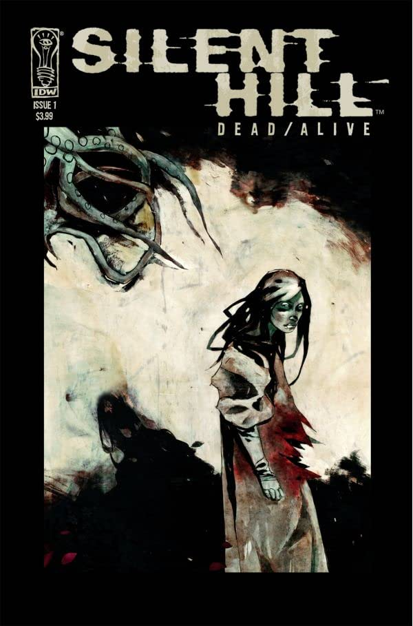 Silent Hill: Dead/Alive #1