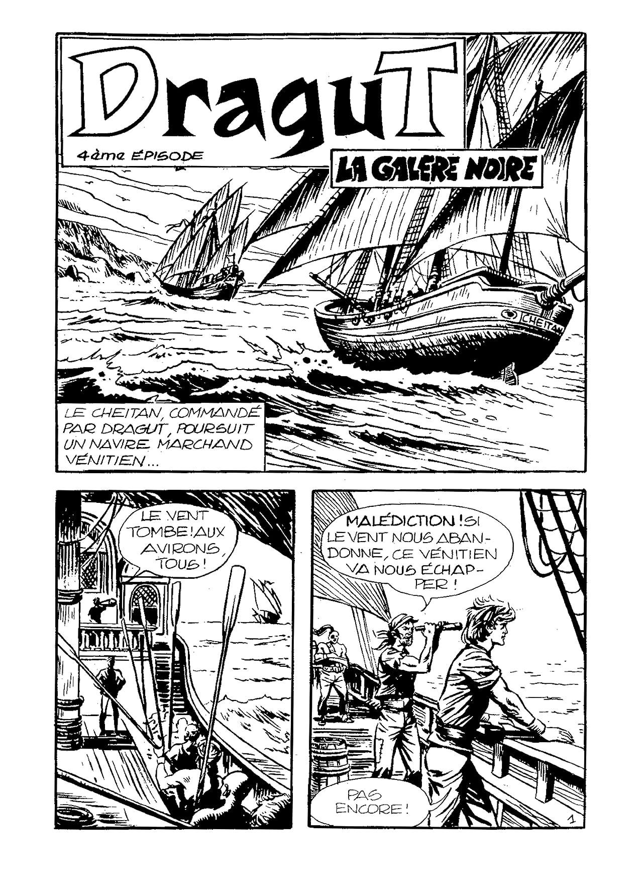 DRAGUT Vol. 4: La Galère Noire
