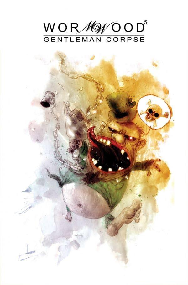 Wormwood: Gentleman Corpse #5