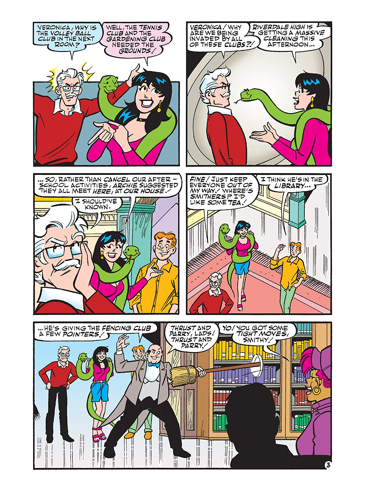 Betty & Veronica Comics Double Digest #229