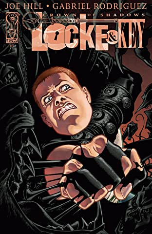 Locke & Key: Crown of Shadows No.3