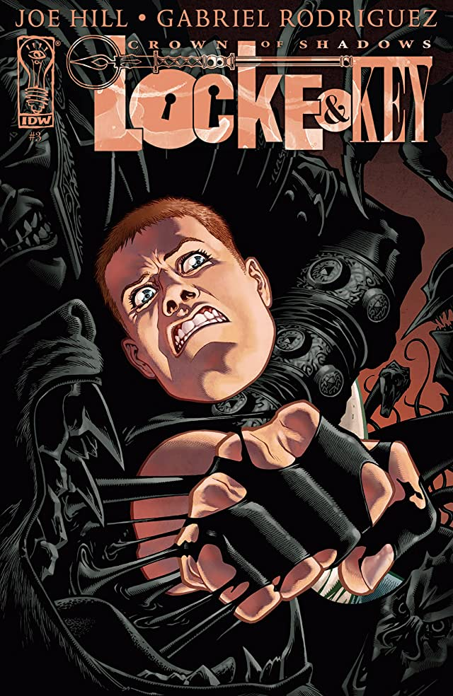 Locke & Key: Crown of Shadows #3