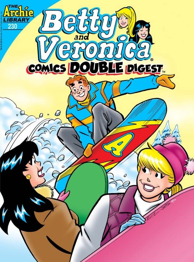 Betty & Veronica Comics Double Digest #230