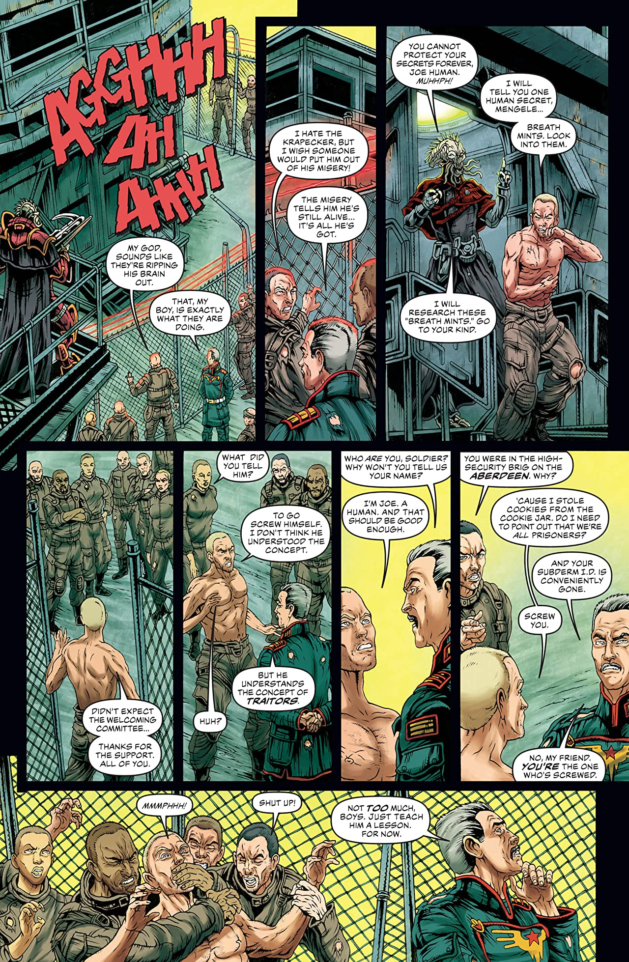Stalag-X: Blood War #2