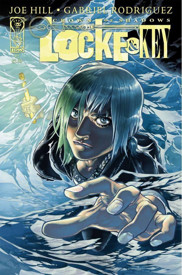 Locke & Key: Crown of Shadows #2