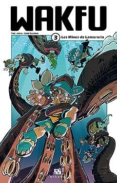 WAKFU Manga Tome 3: Les Mines de Lamororia