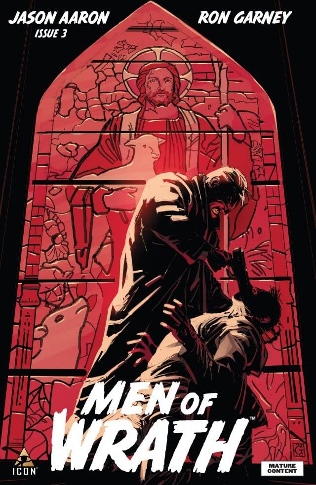 Men of Wrath #3 (of 5)