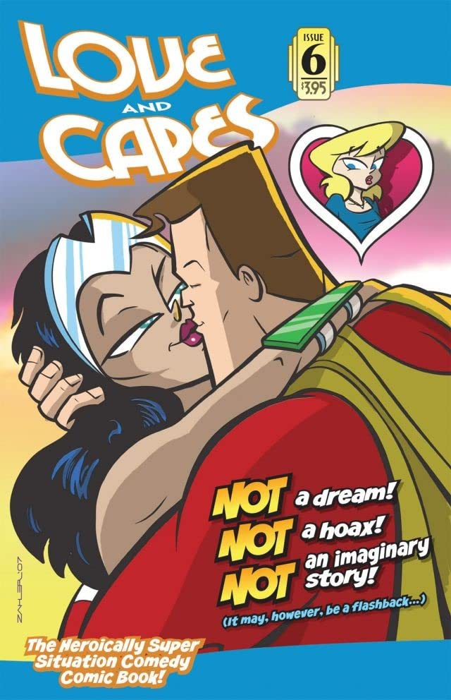 Love and Capes #6