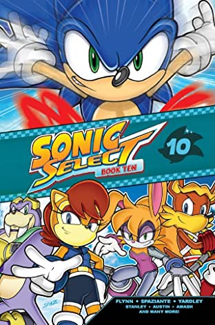 Sonic Select: Book Ten