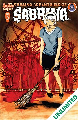 Chilling Adventures of Sabrina #5