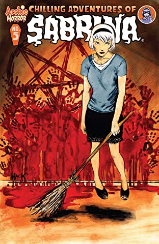 Chilling Adventures of Sabrina No.5