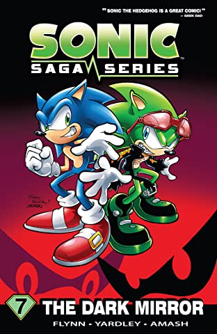 Sonic Saga Series Vol. 7: The Dark Mirror