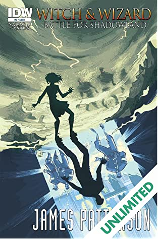 James Patterson's Witch & Wizard: The Battle for Shadowland #2