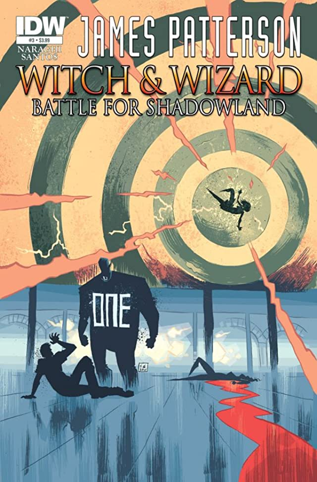 James Patterson's Witch & Wizard: The Battle for Shadowland #3